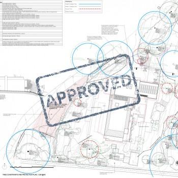 CaSA Lantern Project - Tree Parts