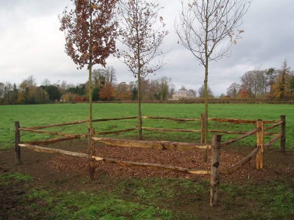 Conock Manor - Tree Parts